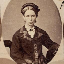 Group of [women] Old Colonists : Jane Elizabeth Schroder
