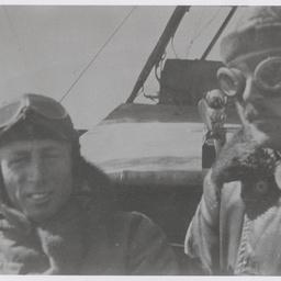 Ross Smith and General Borton.