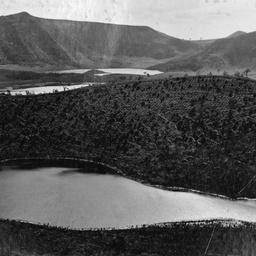 Mount Gambier and District : Leg of Mutton Valley & Browns Lake