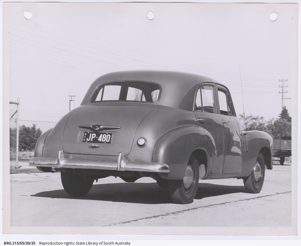 Prototype No.1 of 48-215 [FX], registration number JP-480.