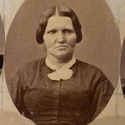 Group of [women] Old Colonists : Mary Sarah Shueard