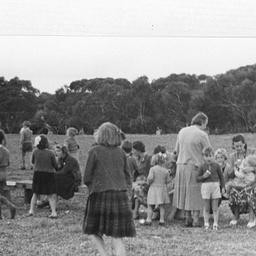 Opening of Coomandook School
