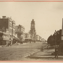Sturt Street, Ballarat
