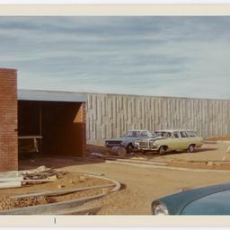 Construction of Port Augusta Gaol