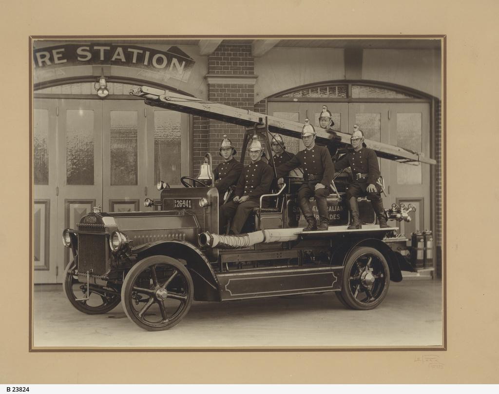 Port Adelaide Fire Station