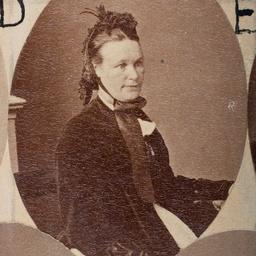 Group of [women] Old Colonists : Ellen Hilton