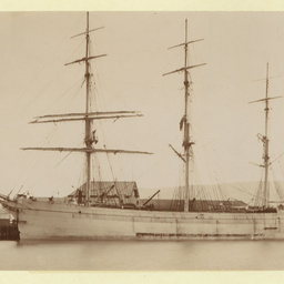 The 'Sierra Cadena' in an unidentified port