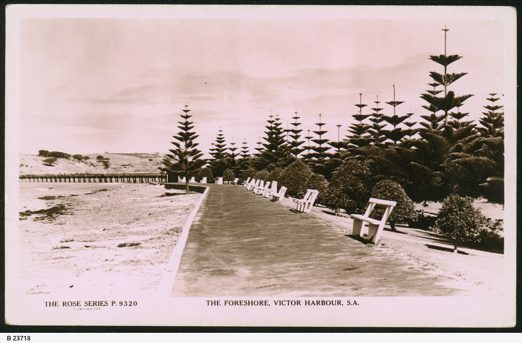 The Foreshore, Victor Harbor