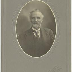Edwin Ashby, founder of Wittunga