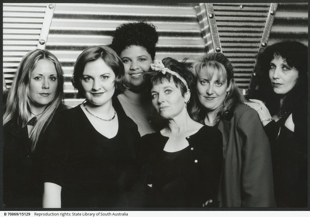 Women Sing the Blues.