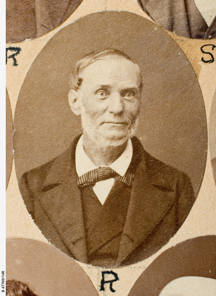 The Old Colonists Banquet Group : William Smallpiece Whitington