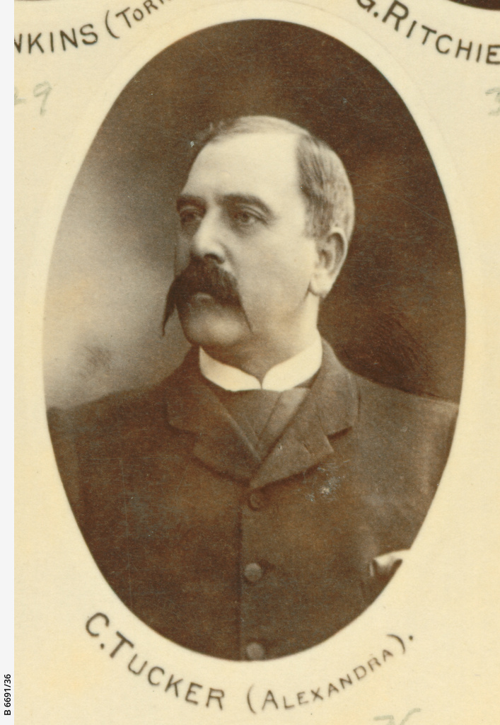 C. Tucker