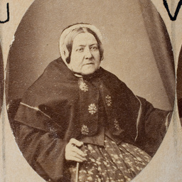 Group of [women] Old Colonists : Anne Macaulay Thornton