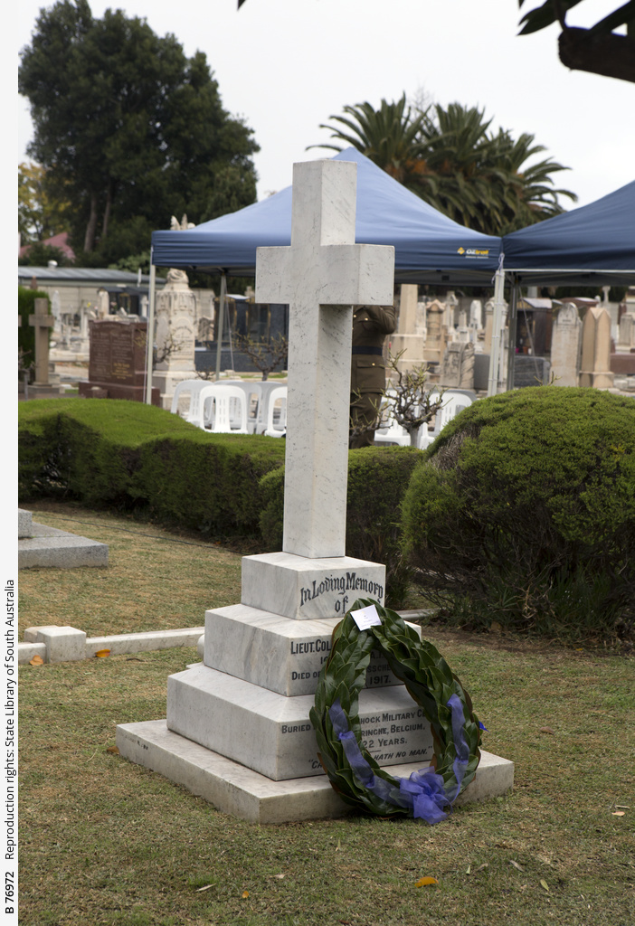 Sir Ross Smith Commemoration Service