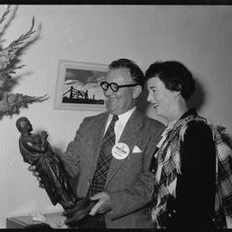 William and Beverly Ridland