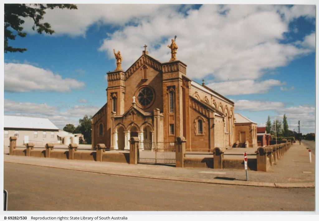 St James Catholic Church, Jamestown