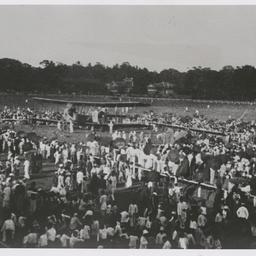 Vickers Vimy at Rangoon.