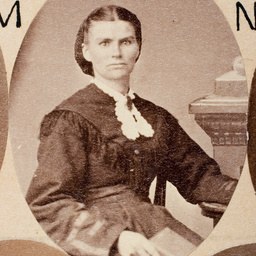 Group of [women] Old Colonists : Sarah Simper