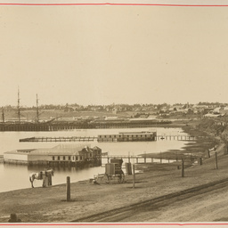 Harbour at Geelong