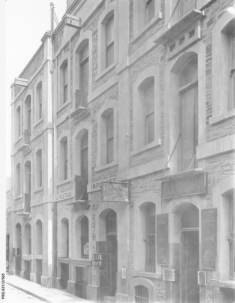 Gresham Street Adelaide O Photograph State Library Of South Australia
