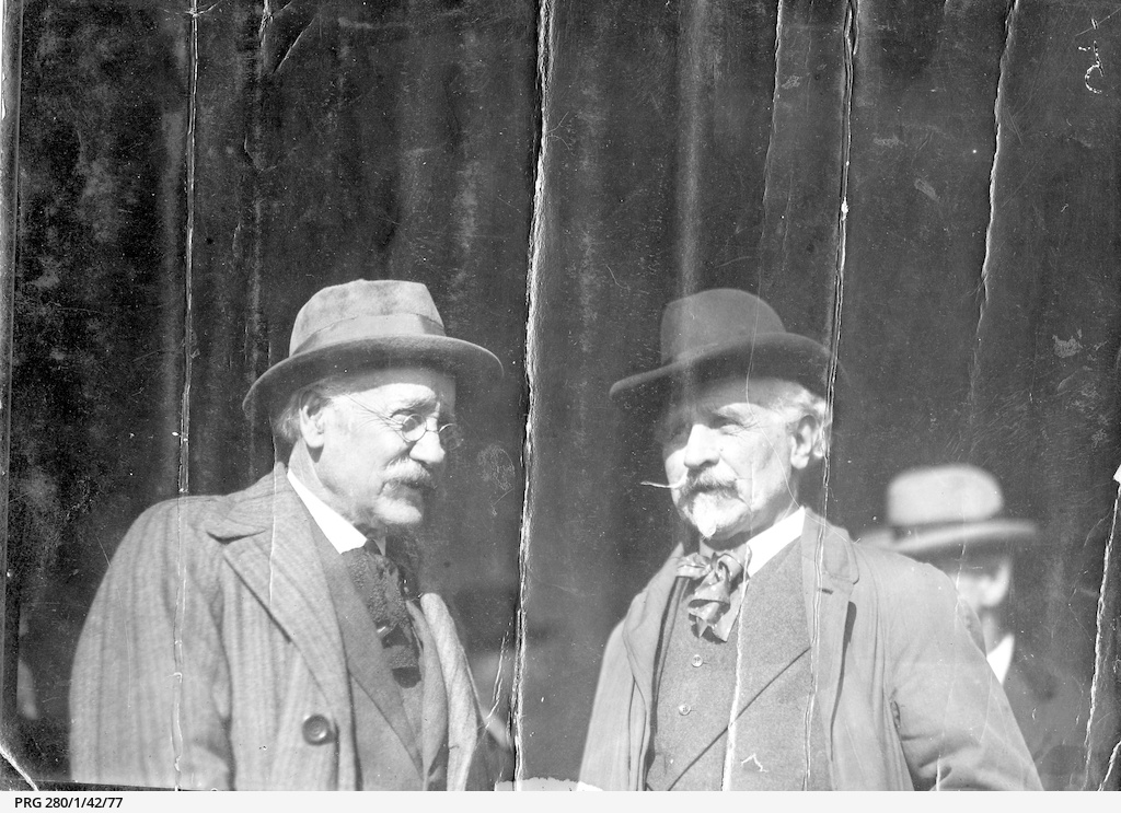 George J. Andrews and John Howlett Ross