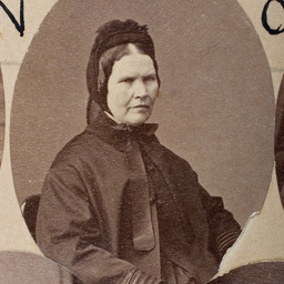 Group of [women] Old Colonists : Elizabeth Hill