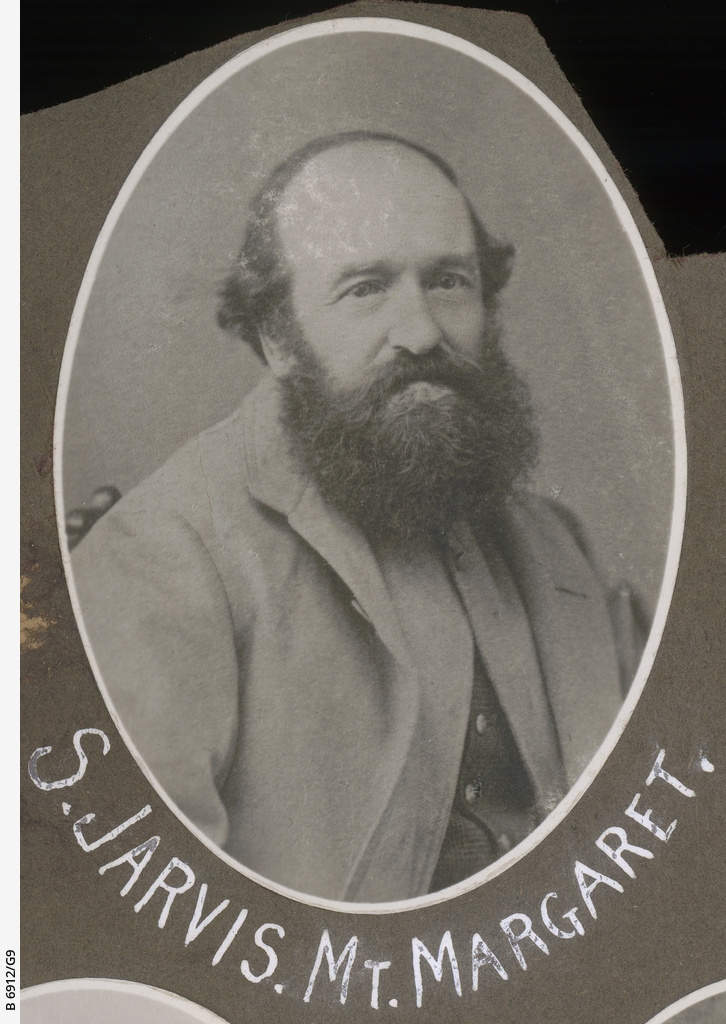 S.A. Northern Pioneers: S. Jarvis