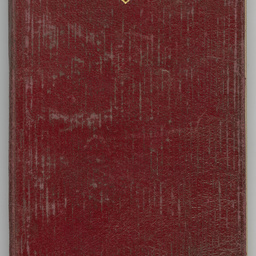 World War I diary of Frederick Leopold Terrell, 1918