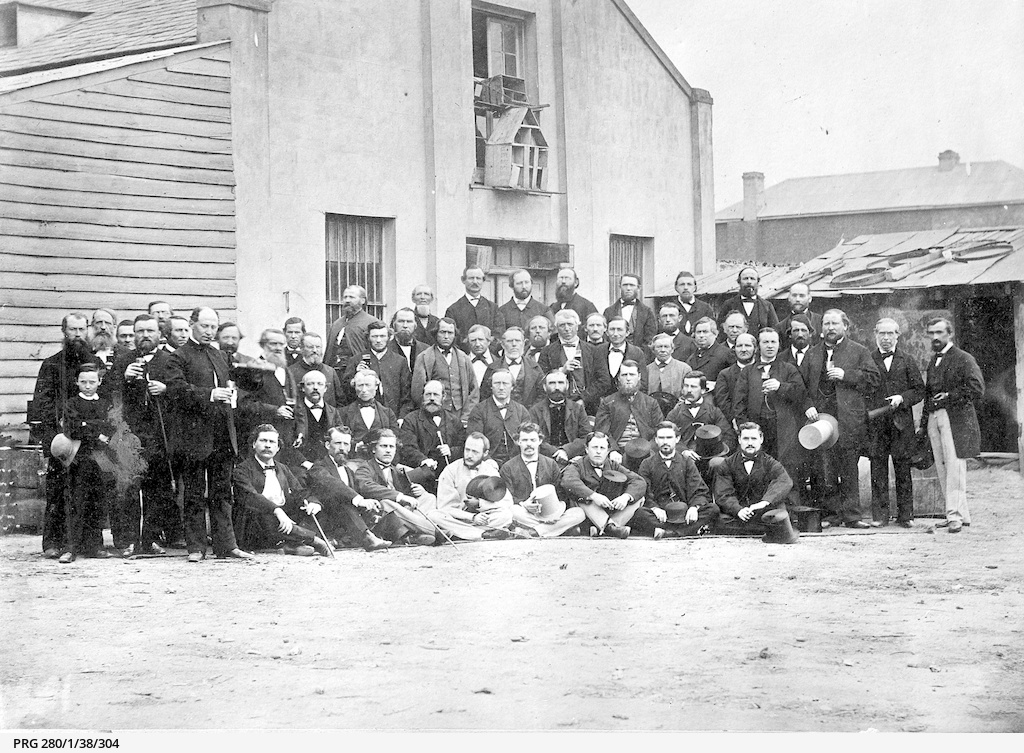 Members of the German Club, Adelaide