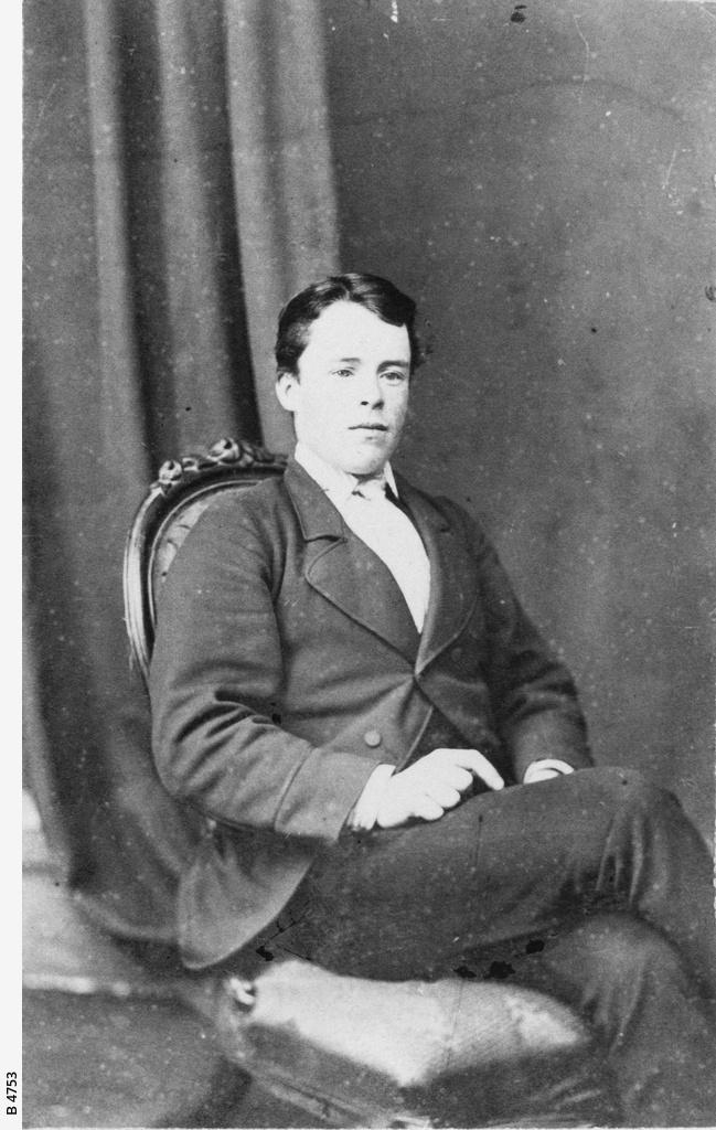 Francis James Gillen