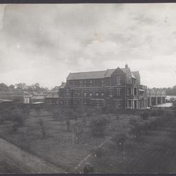 MTT Administration building at Hackney