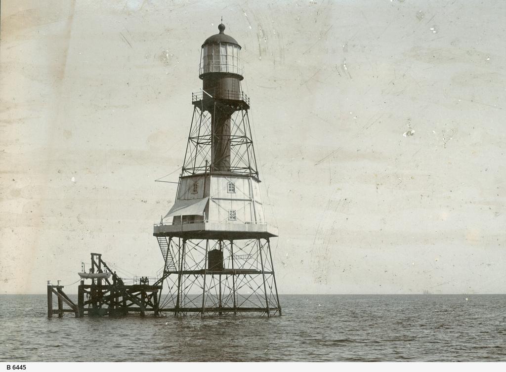 Wonga Shoal Lighthouse