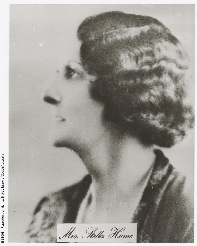 Mrs Stella Hume