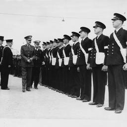 Group of St John's ambulance men