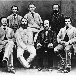 J. McDouall Stuart Expedition members