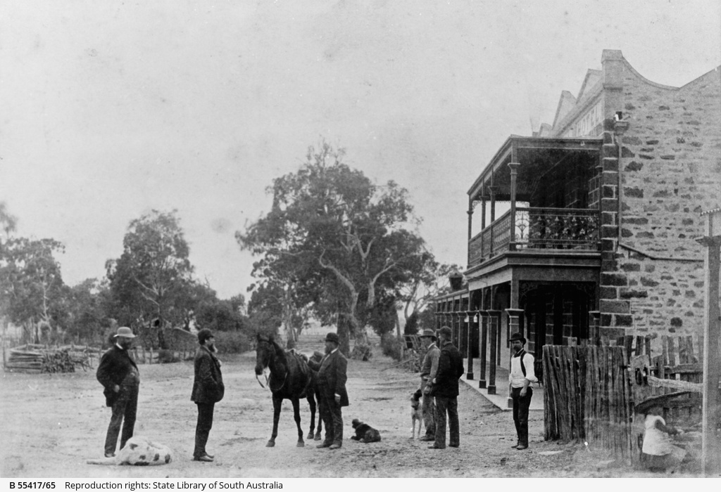 The Alma Hotel, Willunga