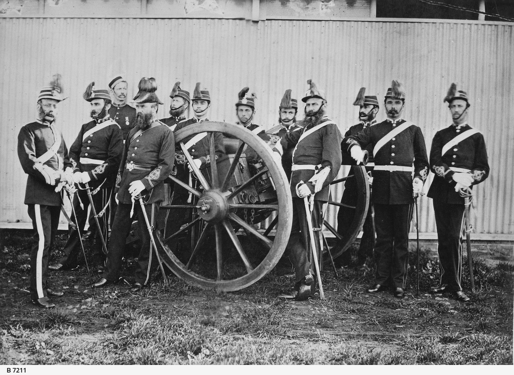 Adelaide Artillery Officers