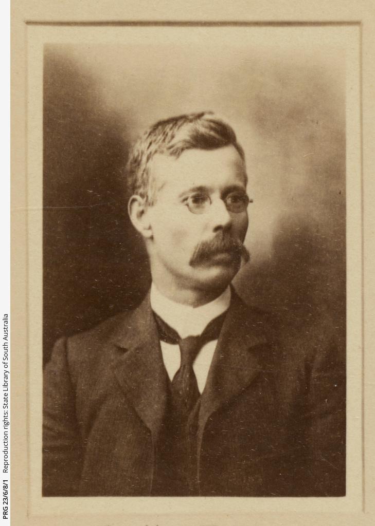 Portrait of T. Pascoe.