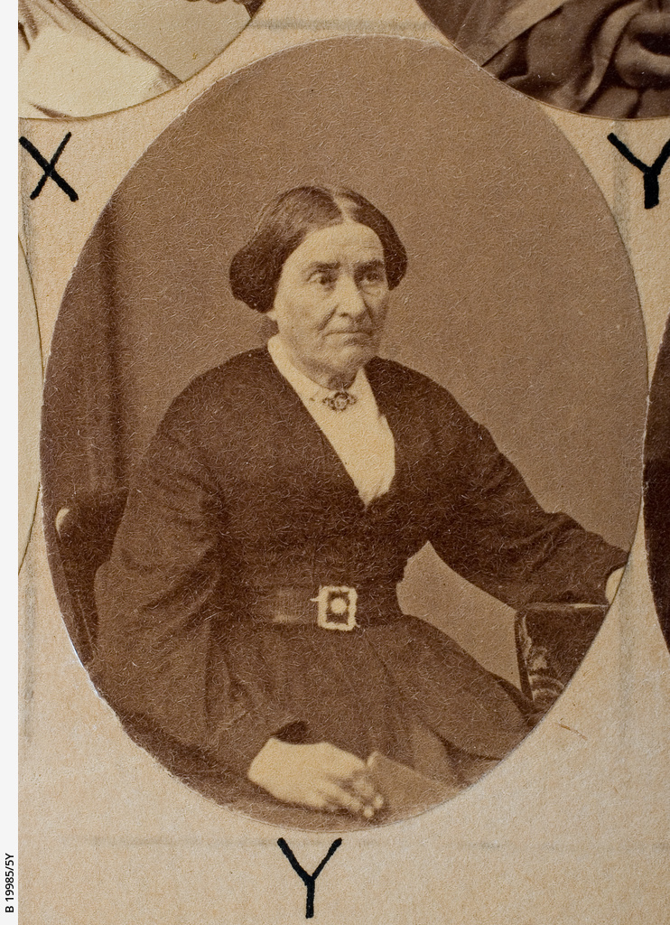 Group of [women] Old Colonists : Emma Terrell