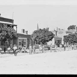 Grote Street, near Morphett Street