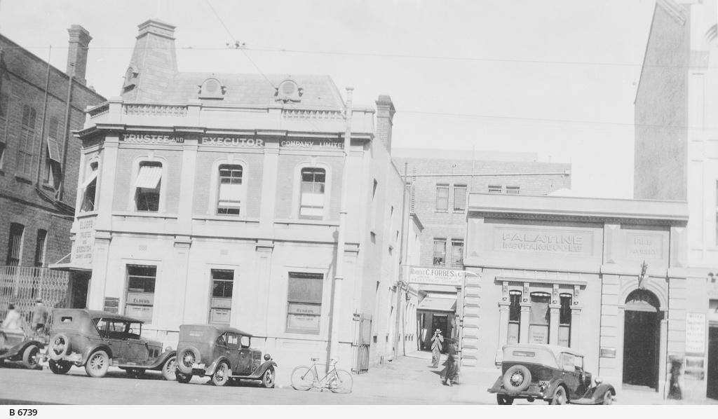 Currie Street