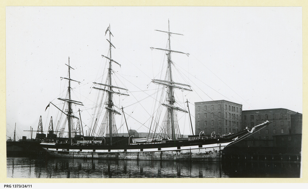 The 'Otterspool' in an unidentified port