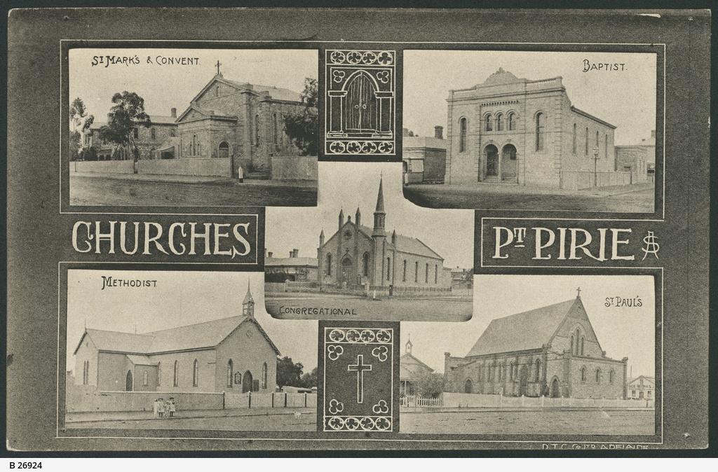 Churches of Port Pirie