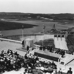 Opening Ceremony of the Myponga Reservoir