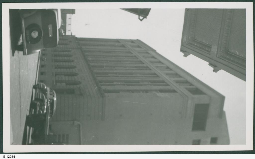 Bentham Street