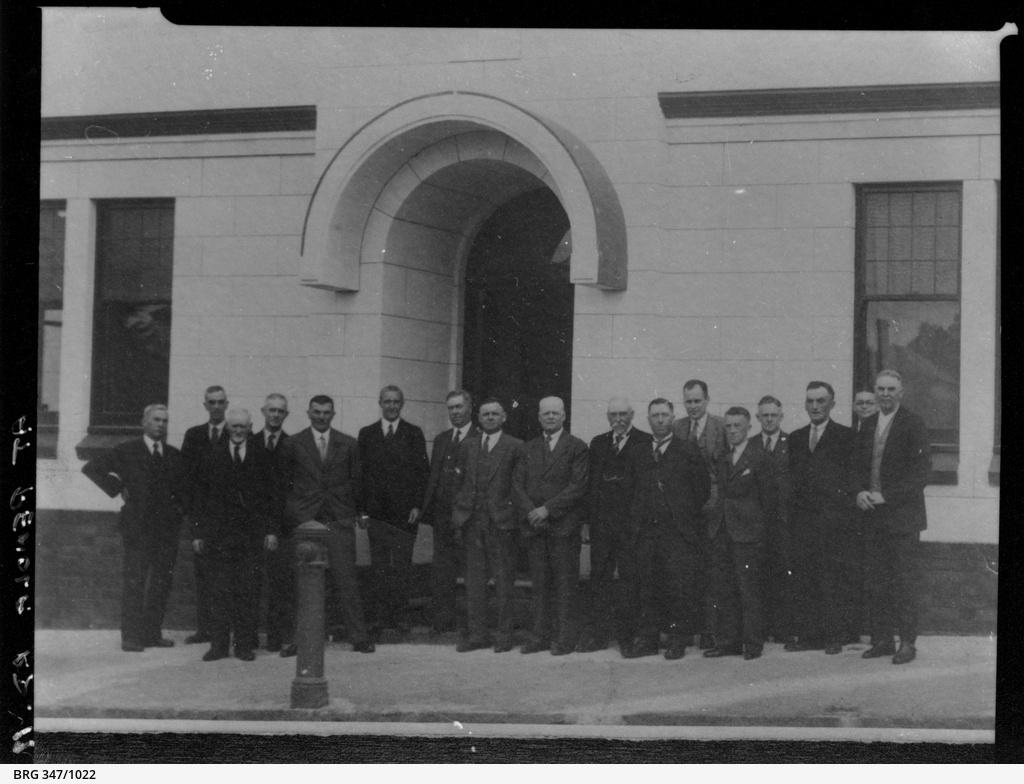 District Council at Penola Road