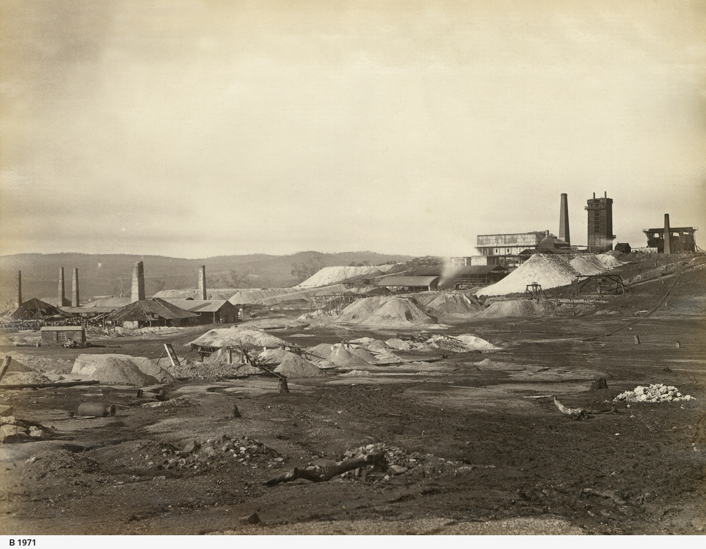 Mining, Kapunda