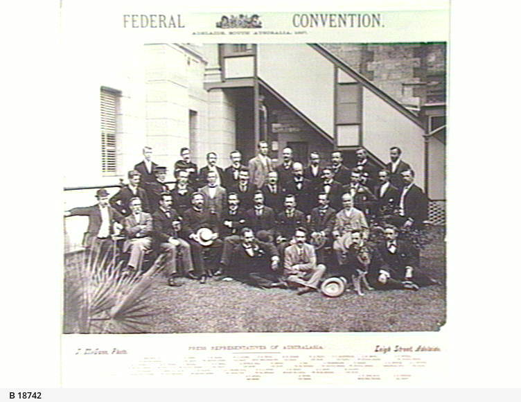 Federal Convention, Adelaide