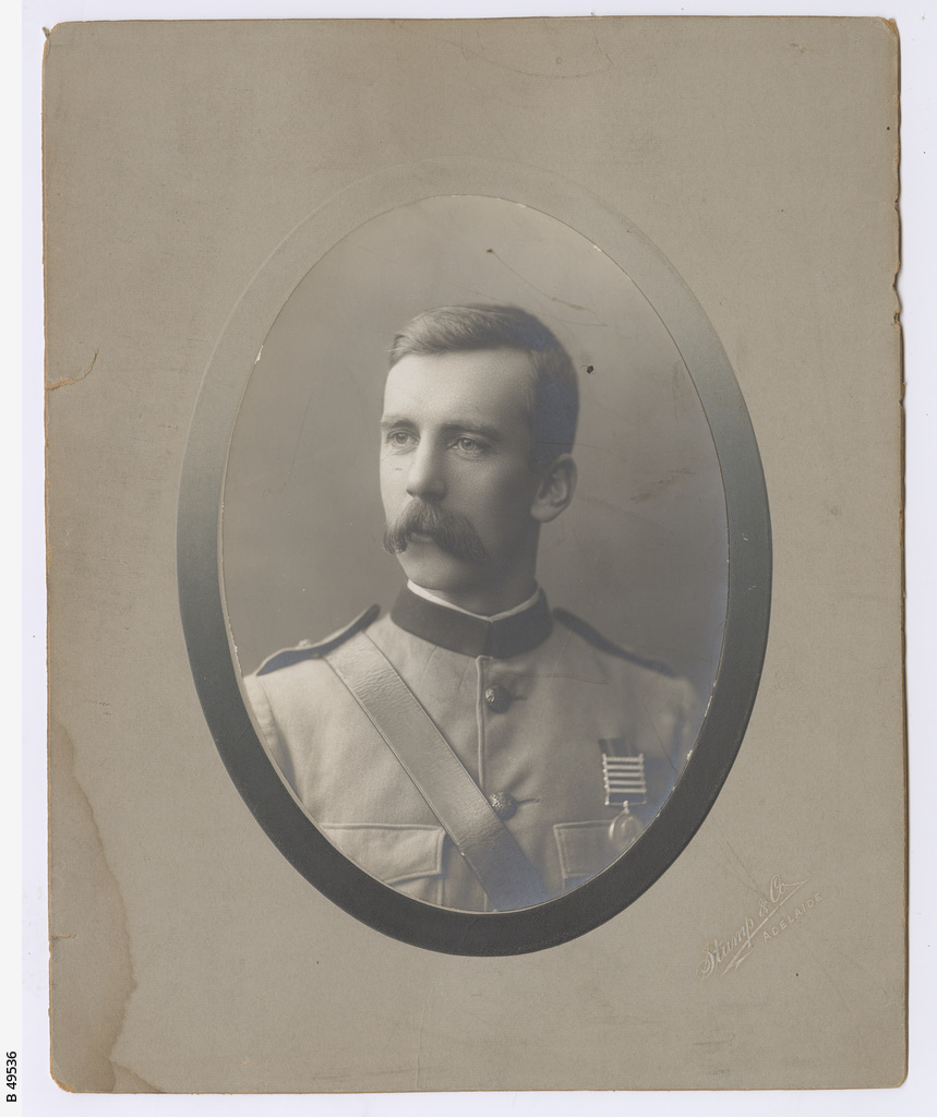 Colonel F.H. Howland