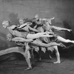 Scenes from 'Ulysses' ballet